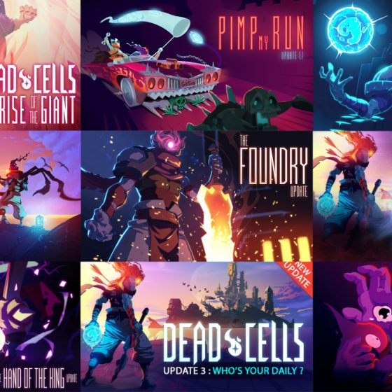 Not-so-Dead Cells: Why maintaining an archive of your game is good for both you and your players