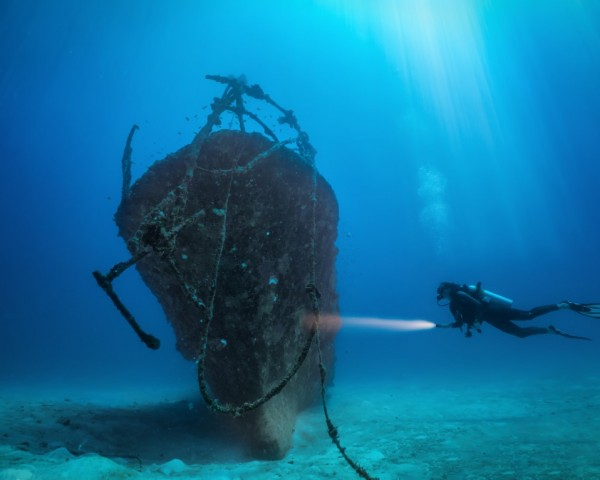 Wreck Diving to Boost Tourism in Greece