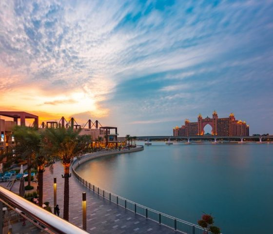 Almost 17 Million Tourists Discovered Dubai
