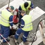 When do you need to call a drain cleaning crew?